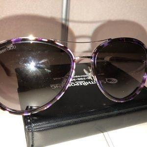 Jimmy Choo Sunglasses - New With Tag
